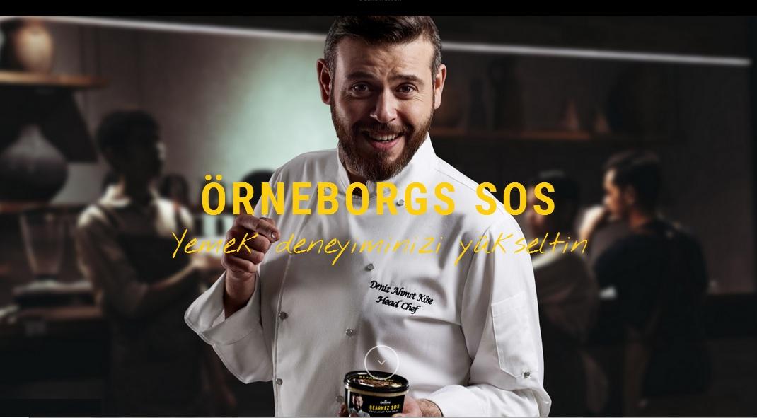 Örneborgs Bearnez Sos Türkiye de