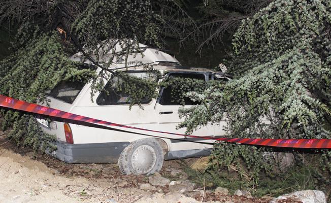 Aşçı Ekibi Kaza Yaptı 1 Ölü 5 Yaralı