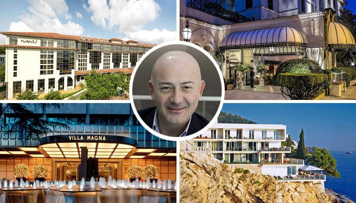 Ferit Şahenk 4 lüks otelini satıyor iddiası