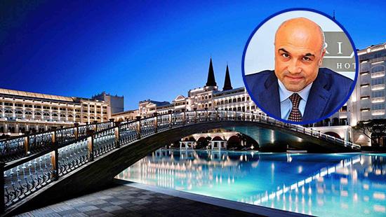 Fettah Tamince Mardan Palace\'ı işletmekten vaz mı geçti?