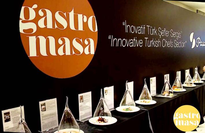 Gastromasa Türk Mutfağı'nı global arenaya taşıyacak