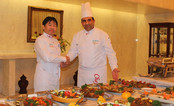 Japonlar Türk lezzetlerine hayran kaldı!