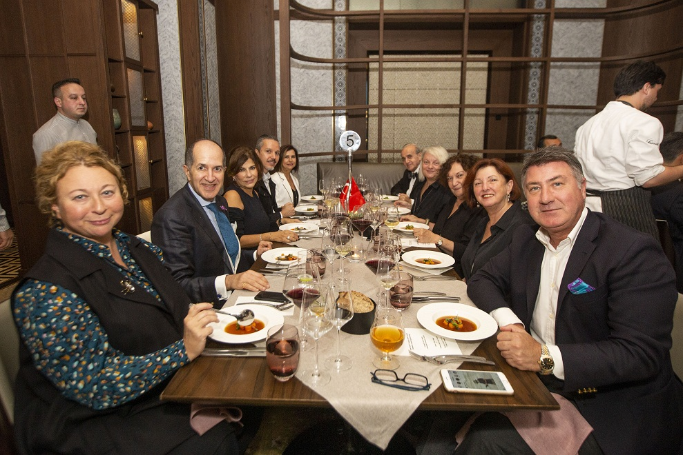 Danimarka Başkonsolosluğu'ndan  Danimarka Gastronomi Günü Daveti