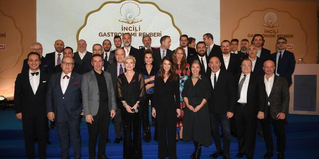 İncili Gastronomi Rehberi \\\'İNCİ\\\' kazanan restoranları açıkladı