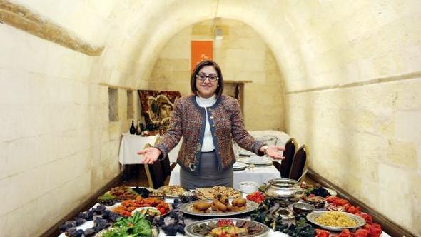 Gaziantep\'te, \'Gastronomi\' festivali
