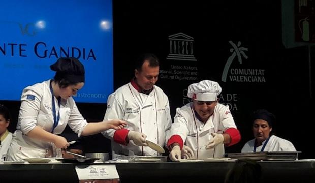 Gastronomi Şehri Hatay\'ın Mutfağı İspanya\'da Tanıtıldı