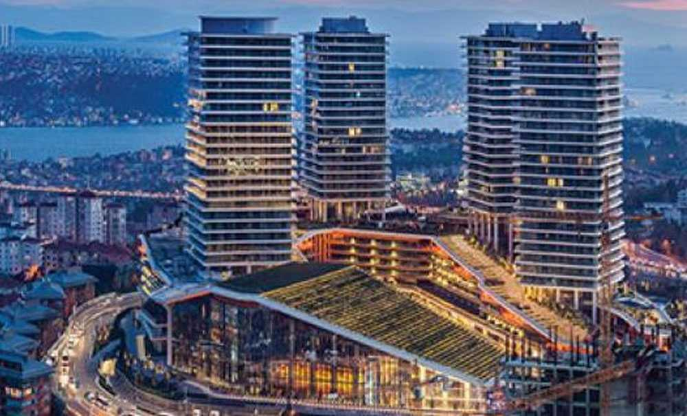 Raffles İstanbul, Türkiye\'nin en iyi oteli seçildi