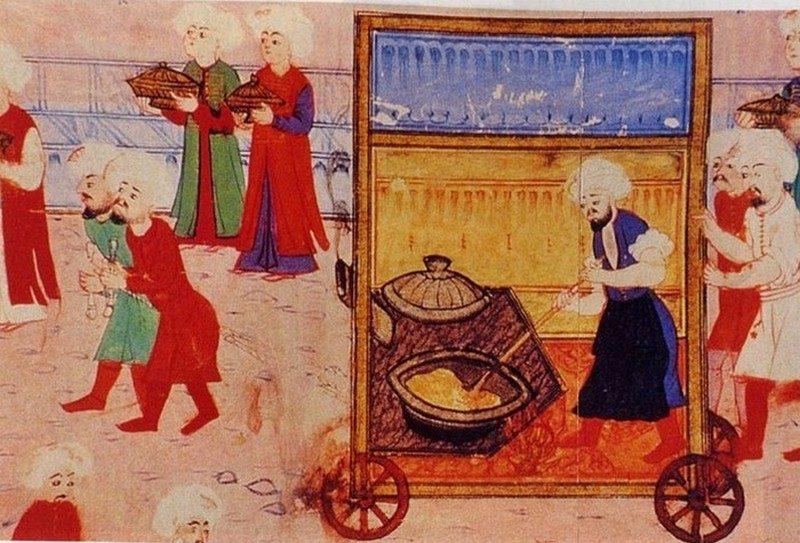 Mevlevi mutfağı ve sufizm