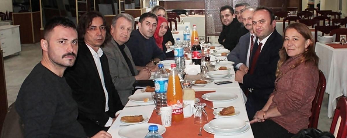 """Uluslararası Gastronomi Bolu Mutfak Günleri"""" Toplantısı Yapıldı"""