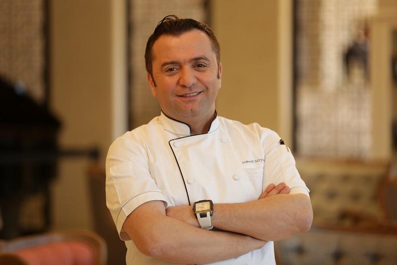 Lazzoni Hotel mutfağına değen sihirli el: Mehmet Soykan