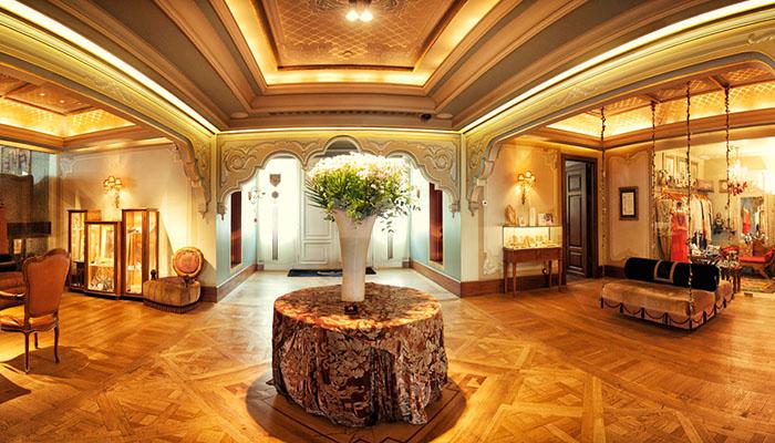 440 milyon lira değerindeki ünlü otel icradan satışa çıkarıldı