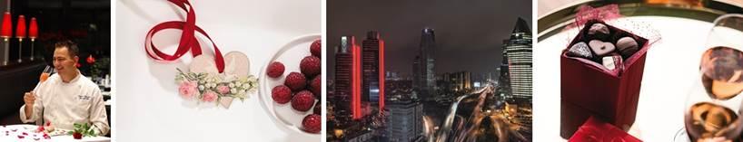 Italian style Valentine s Day dinner at Mövenpick Hotel Istanbul…
