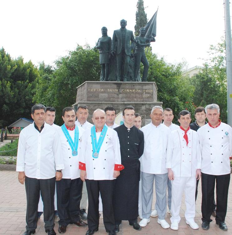 Manavgat Aşçılar Derneği  Turizm Haftası Kutlama konuşması