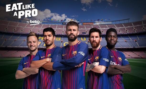 Barcelonalı futbolcular nasıl besleniyor?
