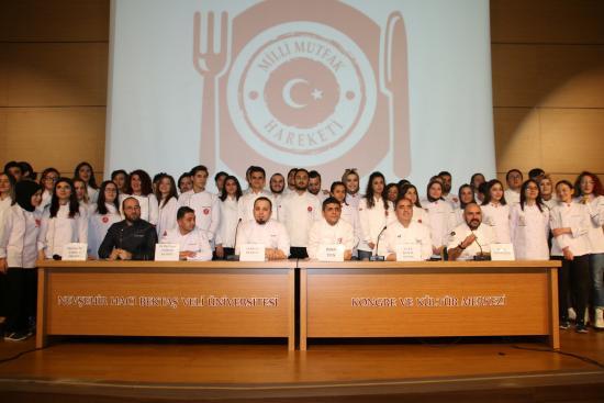 Nevşehir'de 'Nevşehir Gastronomi Festivali' Başladı