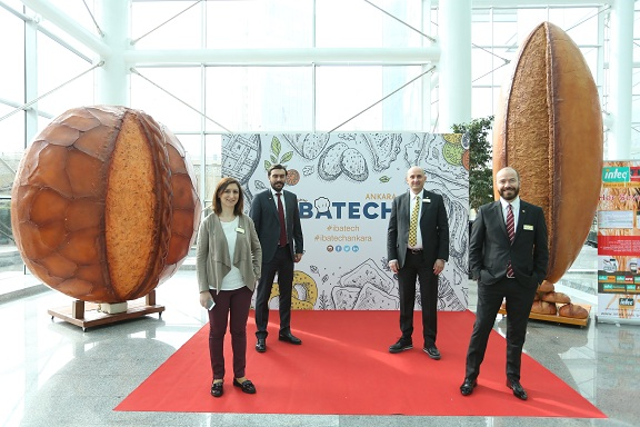 IBATECH Fuarı, gıda sektörüne artan ilginin göstergesi oldu!!
