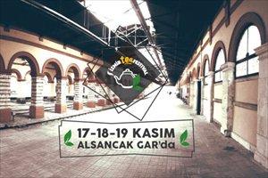 İzmir Tea Festivali, 17-19 Kasım tarihleri arasında Alsancak Tren Garı\'nda sizlerle...