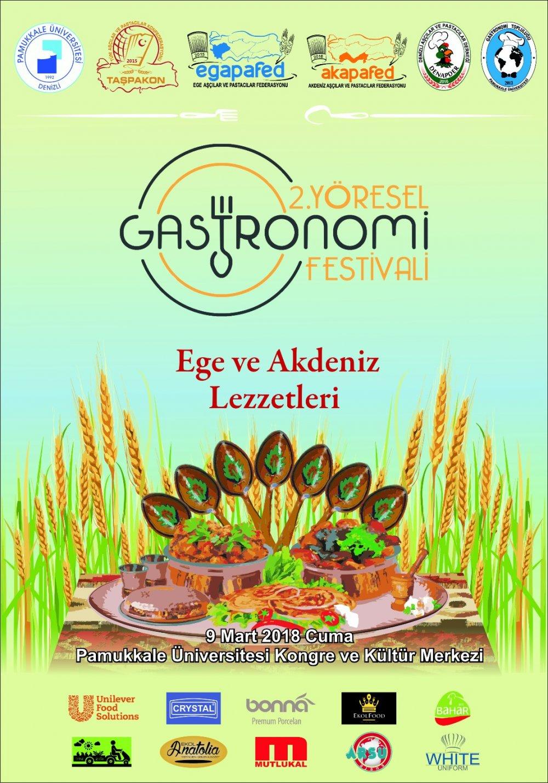 2'inci Yöresel Gastronomi Festivali Yarın PAÜ'de