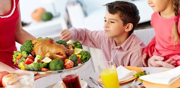 Anne adaylarının yeni ve sağlıklı besini: hindi eti!