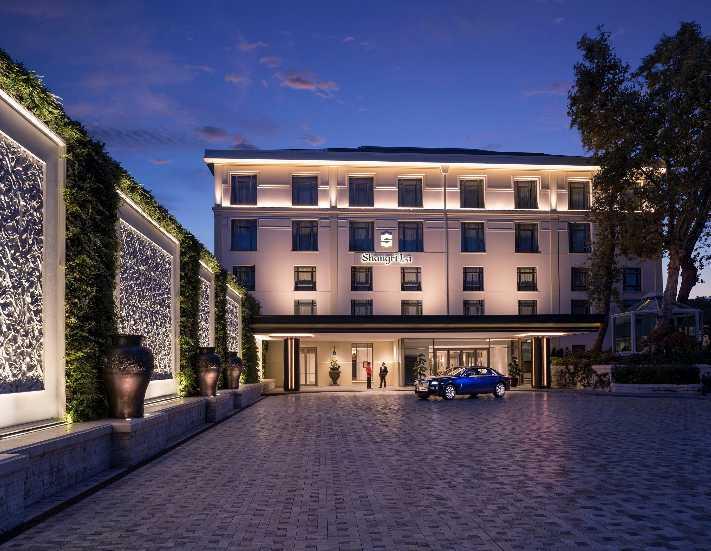 Shangri–La Bosphorus 5\'inci yılını kutluyor