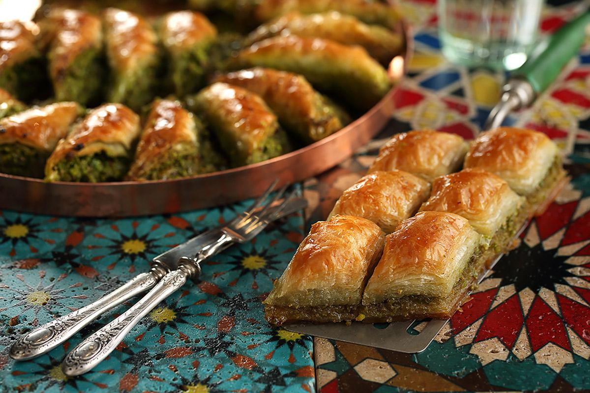 Gaziantep Uluslararası Gastronomi Festivaline hazırlanıyor