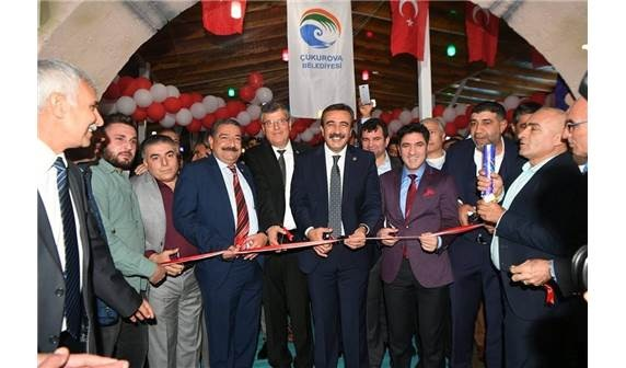 Adana\'nın İlk Ve Tek Gastronomi Pazarı Açıldı