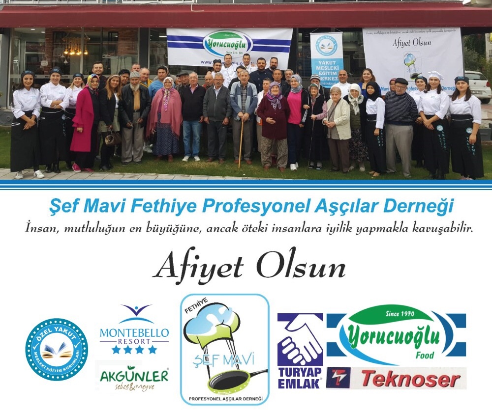 ŞEF MAVİ FETHİYE HABERLER...
