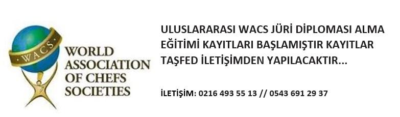 WACS JURİ DİPLOMASI ALMA  EĞİTİMİ KAYITLARI BAŞLAMIŞTIR!...