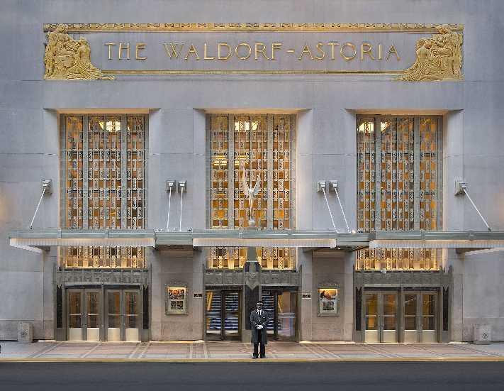 Dünyaca ünlü otel el değiştirdi