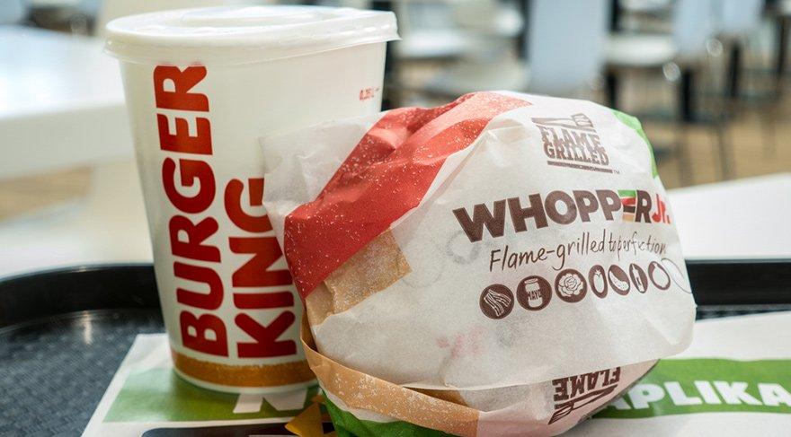 Fast food devinden yeni uygulama
