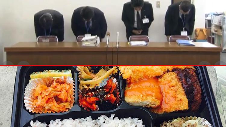 Japonya da ilginç özür: Sen misin bento yemek için işyerini 3 dakika erken terk eden!