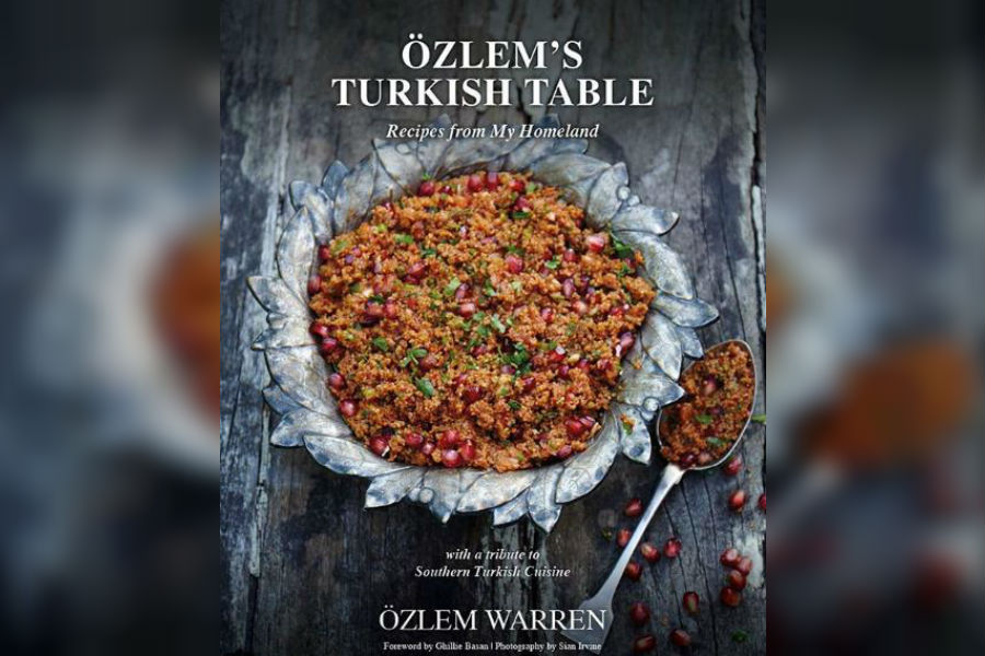 Antakyalı Özlem Warren Türk Mutfağı'nı dünyaya tanıtıyor
