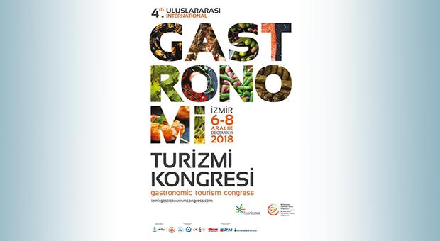İzmir de Gastronomi: 6-8 Aralık 2018