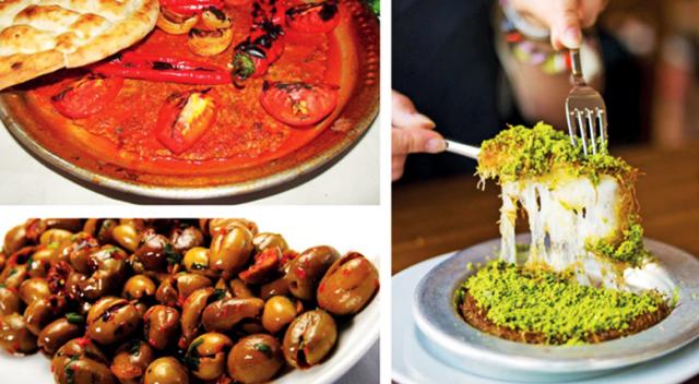 Hatay\'ın meşhur lezzetleri İstanbullularla buluşuyor
