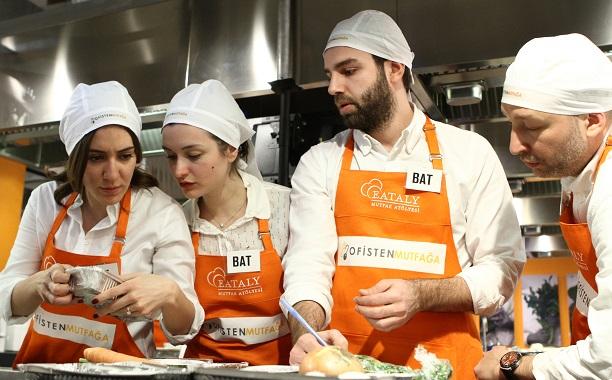 İş dünyası mutfağa taşınacak!