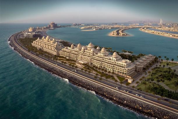 Üç Michelin yıldızlı şef Alain Ducasse  Emerald Palace Kempinski Dubai Hotel de restaurant açtı..