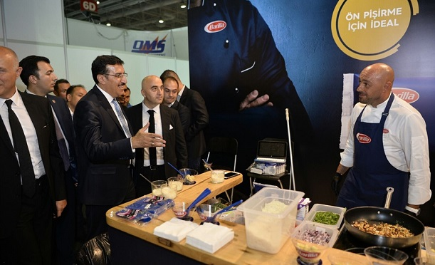 CNR Food Istanbul 25 bin ziyaretçi ağırladı