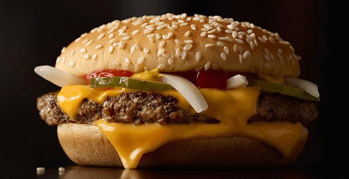 McDonald's dondurulmuş eti bırakıyor