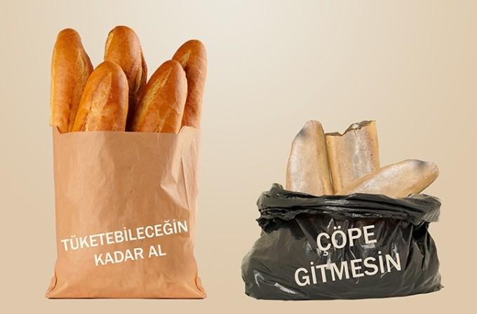 TESK\'ten \'Gıda İsrafı\' Uyarısı: Günde 49 Milyon Ekmek Çöpe Atılıyor