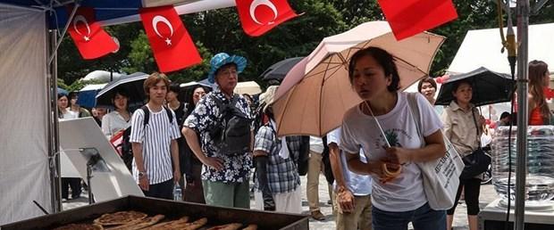 Japonya\'da Türk Gıda Ürünleri Festivali