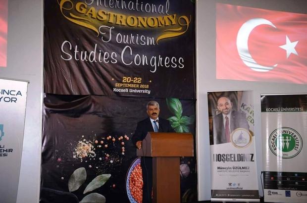 Kocaeli'nde Gastronomi Kongresi