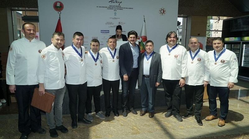 Aşçılar ve tedarikçiler, İstanbul\'da buluştu
