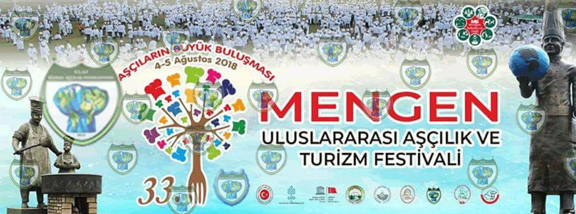 Mengen Aşçılık Festivali : 3-5 Ağustos 2018