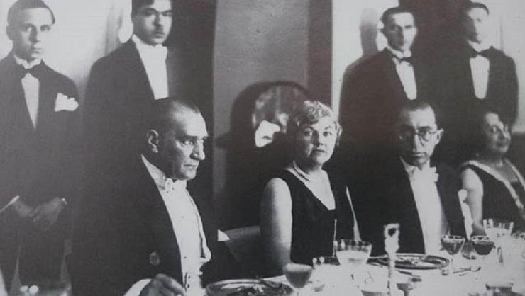 İşte Mustafa Kemal\'in yemek isteyip de yiyemediği son yemek