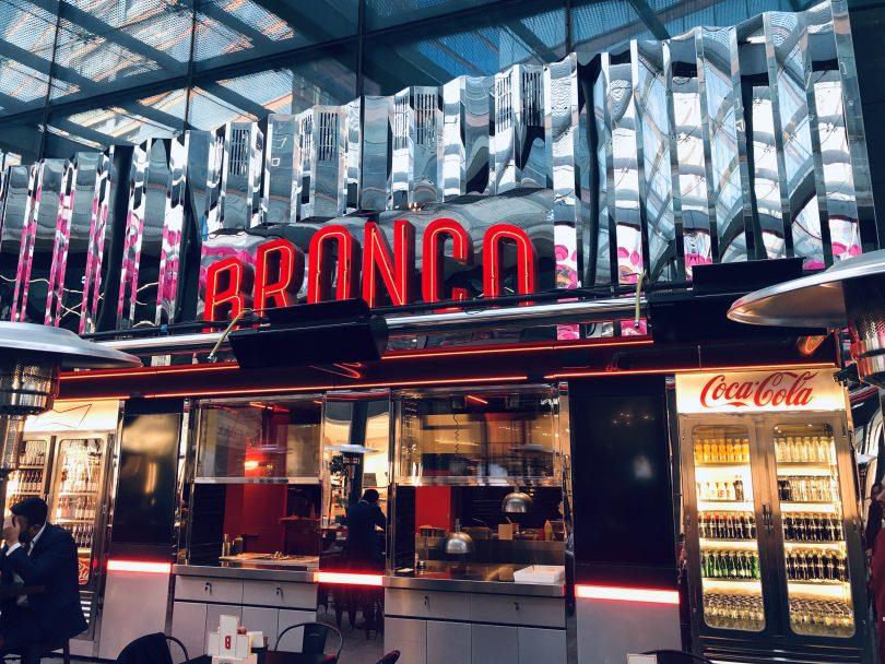 İsmet Saz'dan Street Food dünyasına yeni bir soluk: Bronco