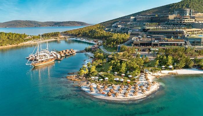 Bu otelin 9 saatlik plaj ücreti, İstanbul\'da bir aylık daire kirası