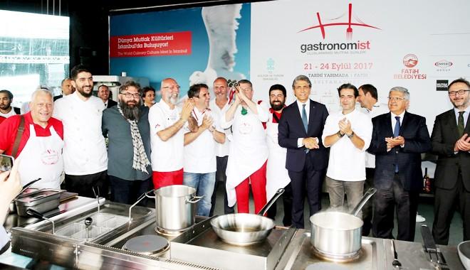 Gastronomist 2017\'den muhteşem final