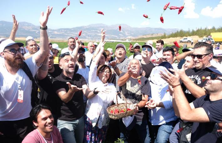 GastroAntep Gastronomi Festivali başladı