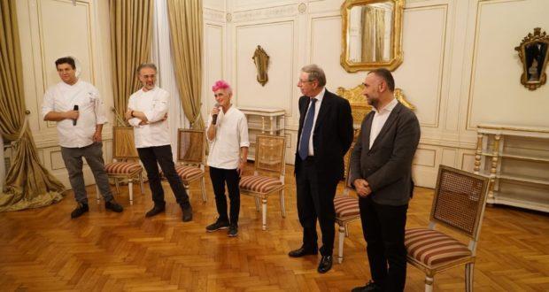 İtalyan şeflerden sektör profesyonellerine lezzet resitali