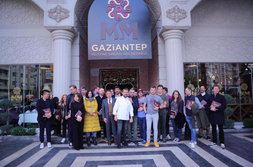 V. Uluslararası Gastromasa Gastronomi Konferansı öncesi şefler Adana ve Gaziantep'i keşfettiler